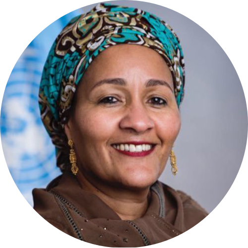 Amina Mohammed - Deputy Secretary, General of the United Nations | WeRiseUP