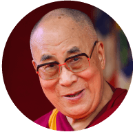 His Holiness The Dalai Lama - Peace & Social Activist | WeRiseUP