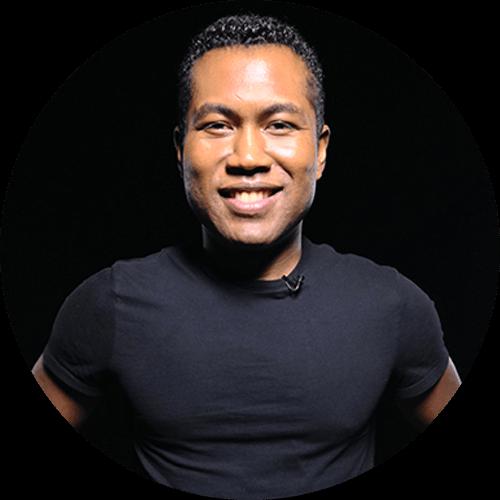 Kute Blackson - Human Potential Visionary | WeRiseUP