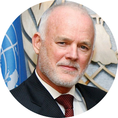 Peter Thomson - 71st Session President of the United Nations General Assembly | WeRiseUP