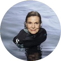 Sylvia Earle - Oceanographer & National Geographic Explorer-in-Residence | WeRiseUP