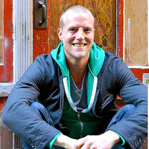 Taylor Conroy - Founder, Change Heroes | WeRiseUP