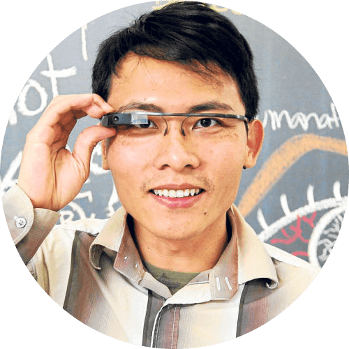 Tom Chi - Innovator, Google Glass | WeRiseUP