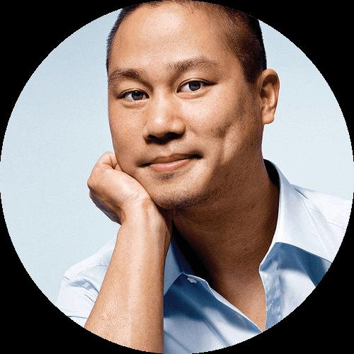 Tony Hsieh - CEO, Zappos Inc. | WeRiseUP