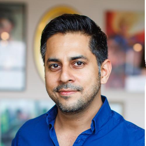 Vishen Lakhiani - Speaker, Investor & Entrepreneur | WeRiseUP